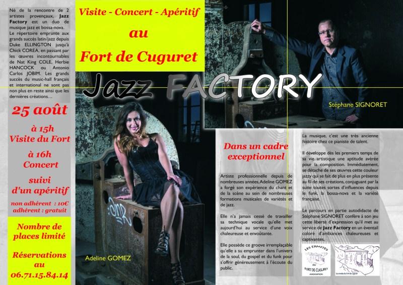 Flyer concert du 25 août à Cuguret [800x600]